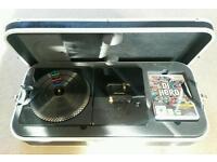 DJ Hero Renegade Nintendo for wii