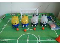 Radio Controlled Robot Football Game