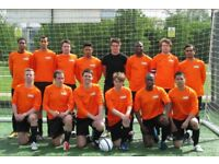 Looking for somewhere to play football? Play football in London, find football in London, SLFN. rg2