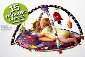 Baby Gym - Lamaze Space Symphony Motion Baby Gym