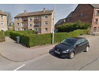 2 bed unfurnished 2nd floor flat £450 per month