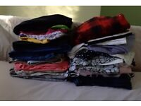 Girls clothes 12-13 yrs