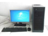 Computer Bargains - Dell, i5, Adobe, Quad Core, Gaming PC, GTA 5, WIFI, Desktop PC, Graphics Card