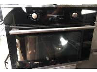 Caple CM107 integrated microwave oven built in