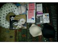 Breastfeeding feeding bundle