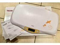 Beurer BY80 Baby Scale