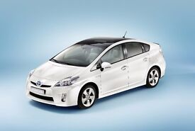 GREAT OFFER... Hire/Rent PCO/Uber approved New Toyota Prius for only #150
