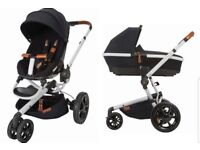 Limited Edition Rachel Zoe Quinny Moodd Pram & Stroller