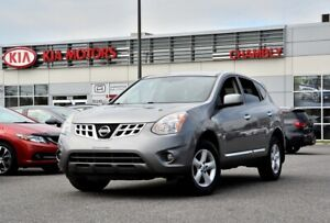 2013 Nissan Rogue S FWD ** BLUETOOTH**TOIT OUVRANT