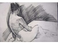 Life drawing courses in Wanstead London E11 Starting soon!