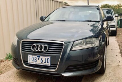 2009 Audi A3 1.4l turbo,7speed auto,luxury, IMMACULATE IN&out,rwc rego Fawkner Moreland Area Preview