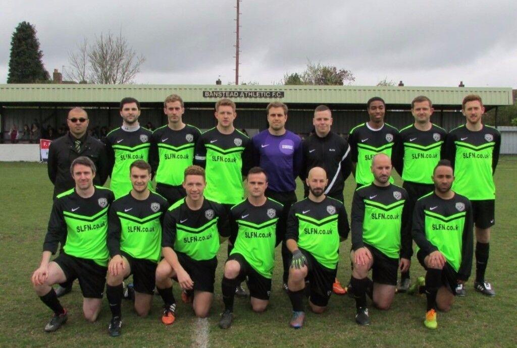 2 STRIKERS, 1 MIDFIELDER NEEDED: Play football in London, join London football team GH20