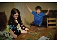 EVOLVE: a new family board game , beats the lockdown blues!