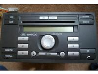 Ford 6006 6 cd changer stereo focus fiesta mondeo