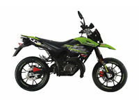 Special Offer KSR Moto SM50 Trigger 50cc 66plate Motorycle - was £2199 now £1999