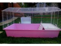Large guinea cage for sale