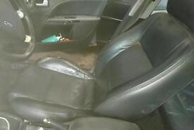 Ford mondeo full leather interior