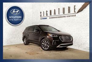 2017 Hyundai Santa Fe XL Luxury+7 PASS.+CUIR+TOIT PAN.+GPS+DÉMAR