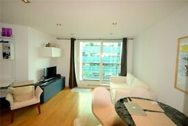 Huge 2 bed in St Georges wharf with balcony!