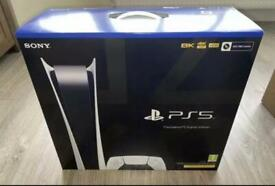 Brand New Sealed PS5 with Receipt from Argos