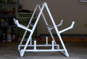 Woodworking Plan Free Standing Kayak Storage Rack Plans