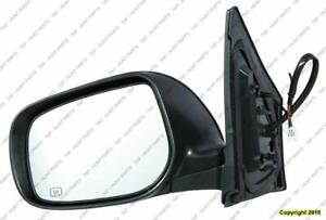 Door Mirror Power Driver Side Heated Folding Usa/Japan Built Toyota Corolla 2009-2013