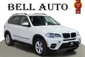 2012 BMW X5 XDRIVE SPORT PKG LEATHER SUNROOF