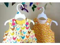 **3-4 YEAR OLD GIRL NEEDED TO MODEL DRESSES FOR SEWING BUSINESS**