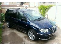 Chrysler Grand Voyager LTD XS