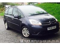 2008 CITROEN C4 PICASSO - DUAL FUEL - FREE DELIVERY - WARRANTY AVAILABLE
