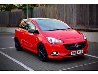 Vauxhall Corsa E 2015 1L Turbo 115bhp Limited Edition