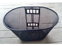 Mobilty Scooter Basket and Bracket