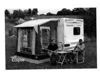 SUNNCAMP platinum Eclipse Caravan Awning