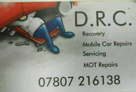 D. R. C Recovery Services