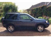 2006 Freelander freestyle TD4. Good condition, 12 months mot.
