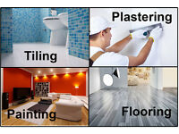 Painter, Tiler, Floorer, Plasterer / All in one place! Aberdeen