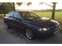 2004 VOLVO S60 2.4 D5 SPORT 160BHP 4DR £2K FACTORY UPGRADES