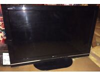 "SONY BRAVIA 40"" LCD TELEVISION"