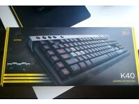 Corsair K40 Gaming LED Keyboard