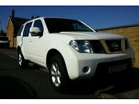 Nissan pathfinder acenta 2010 2.5 dci 4x4 7 seater perfect condition