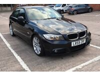 Bmw 320d M sport Business Edition 2009 59 plate Auto wide screen sat nav heated seats Fully loaded