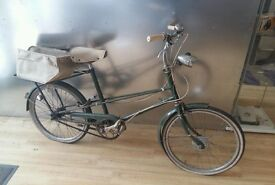 Mixtie Shopper Bike 1970's