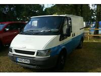 Ford transit px welcome
