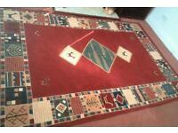 Large carpet mat