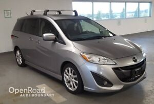 2012 Mazda MAZDA5 4dr Wgn Auto GT Luuxry Package