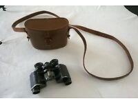 dollond binoculars ( vintage circa 1950s ) '