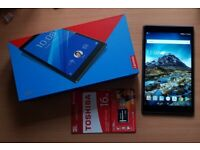 Lenovo 8inch FullHD tablet Android 8.1