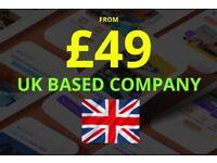Website Design and Mobile App Development | Birmingham | E Commerce Web Development | UK Based