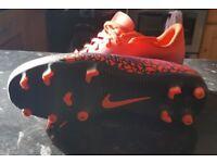 Nike Hypervenom football boots size 4