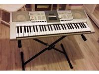 Yamaha PSR-295 Keyboard Portatone 61-Key Touch-Sensitive